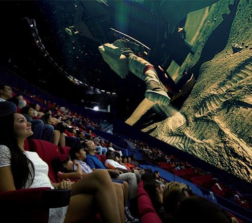 Science Center + Omni Theatre Movie