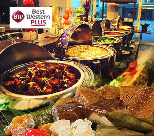 All You Can Eat Ramadan Breakfasting Buffet at Best Western
