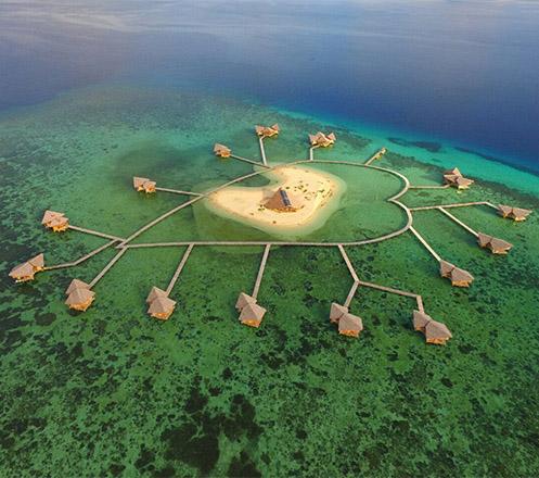 Tour Pulau Cinta Gorontalo 3D2N
