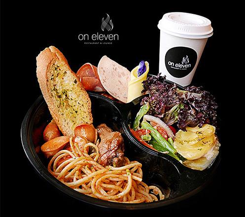 Breakfast On Eleven Ascott Kuningan Jakarta