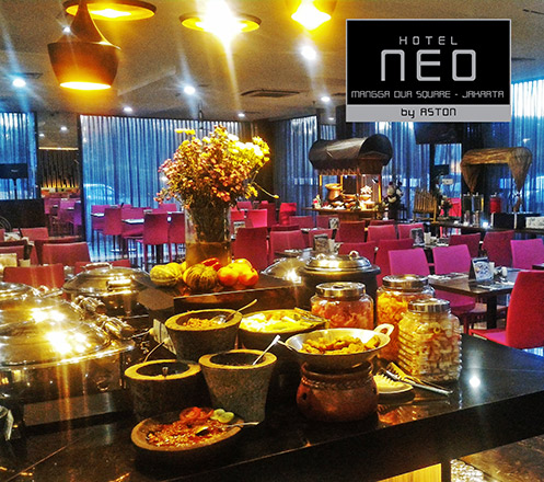 Promo Ngabuburit All You Can Eat Hotel Neo Mangga Dua