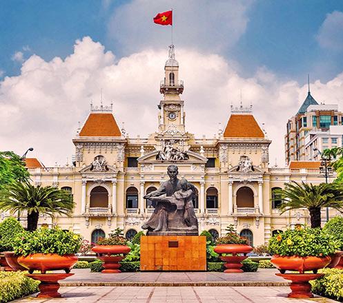 4D3N Tour Ho Chi Minh City Vietnam