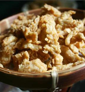 Kripik Jamur Crispy