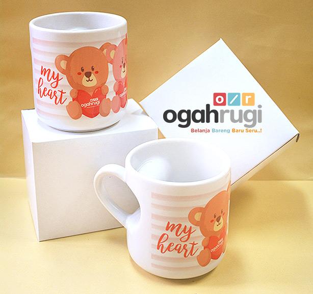 Free Limited Edition Mug Beary Love