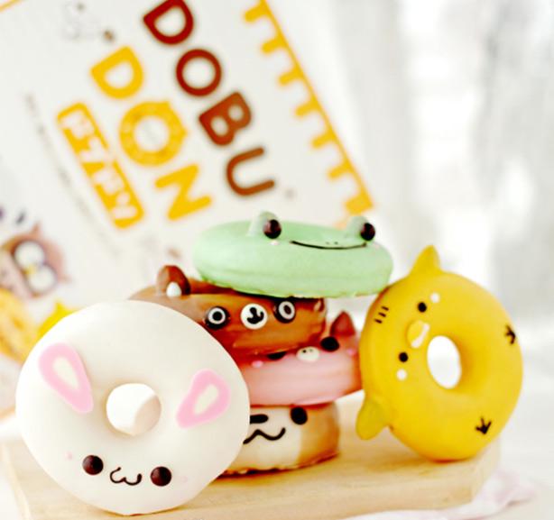 Promo Donat Versi Halloween dari Dobudon