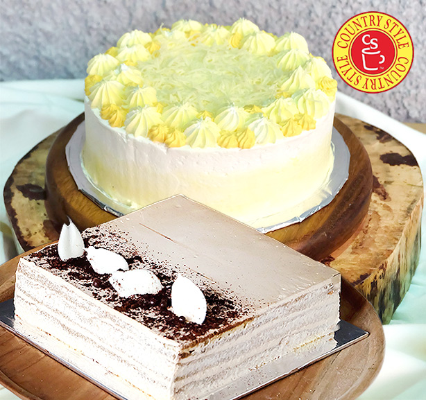 Country Style Whole Cake