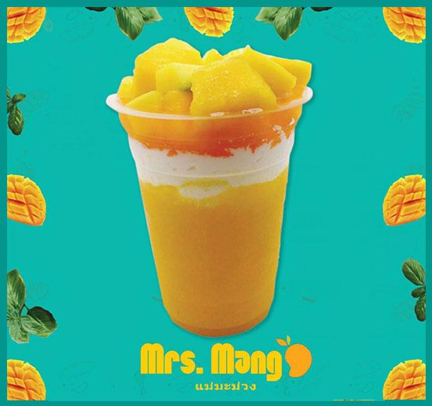 Paket 2 Cups dan 4 Cups Mrs Mango Daan Mogot Mall
