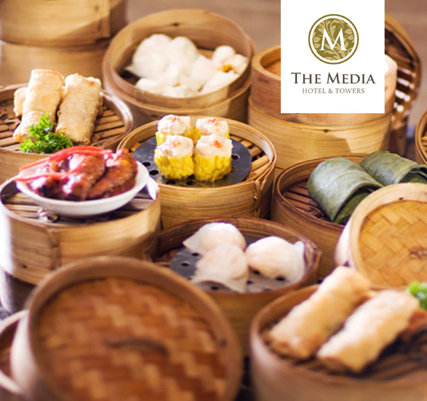 All You Can Eat HALAL Dimsum di The Breeze Cafe