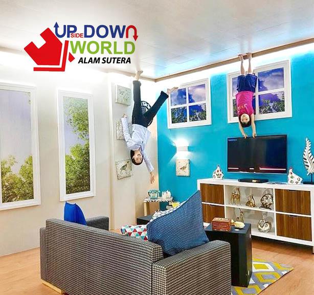 Upside Down World Alam Sutera