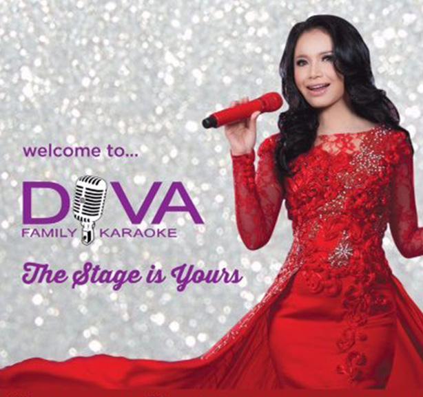 Karaoke at Diva