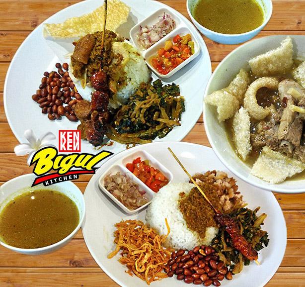 Voucher Ken Ken Bigul Kitchen Senilai Rp 100.000