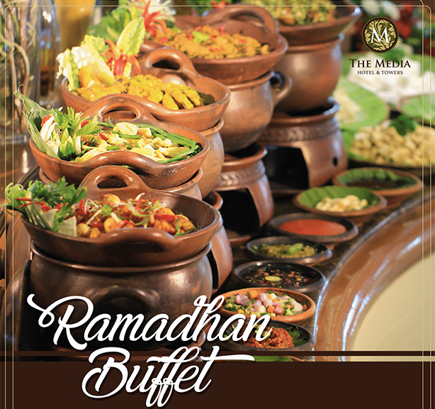 All You Can Eat Ramadhan Buffet at The Breeze Café