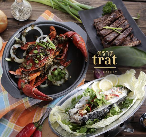 Voucher Value Rp 100.000 dari Trat Thai Eatery