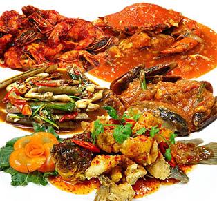 Paket Makan Seafood untuk...
