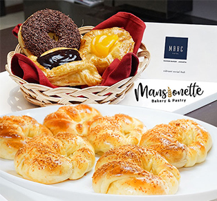 Mansionette Bakery at...