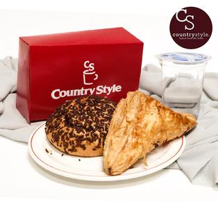 Pilihan Snack Box Country...