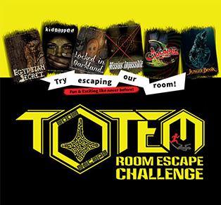 Totem Room Escape Challenge...