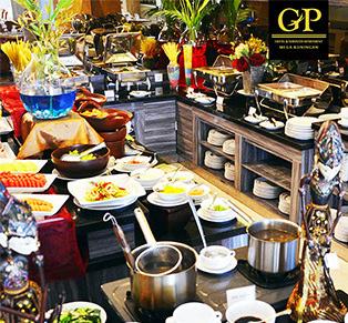 Ramadan Breakfasting Buffet...