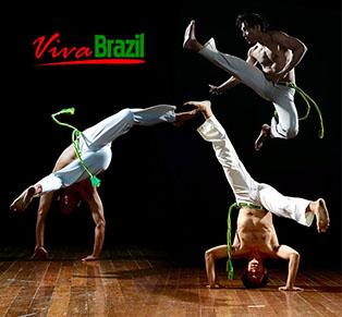 VIVA BRAZIL Capoeira Indonesia...