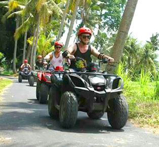 ATV Ride in Bali from...