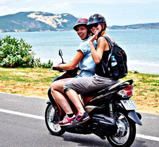 Motorbike Rental Bali