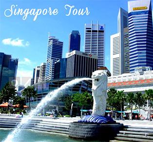 2D1N Singapore Tour