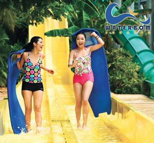 E-Ticket Waterboom Pantai...