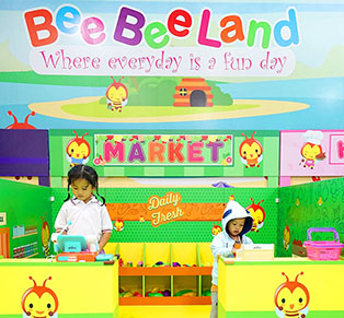 Tempat Bermain Anak Bee...