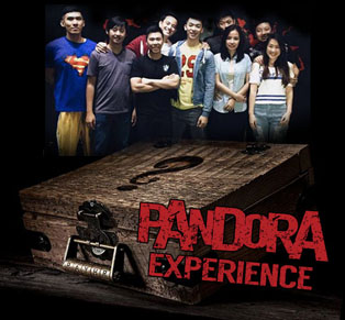 Pandora Experience Alam...