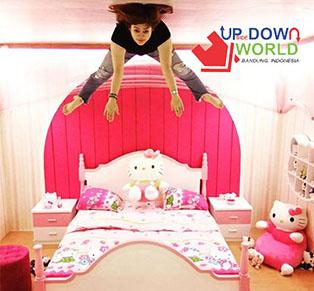 Upside Down World Bandung...