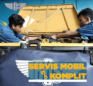 Servis Mobil Komplit dari...