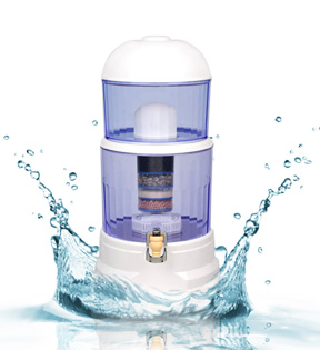 Mineral Water Pot & Purifier